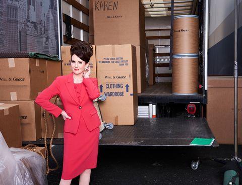 Karen in 'Will & Grace'