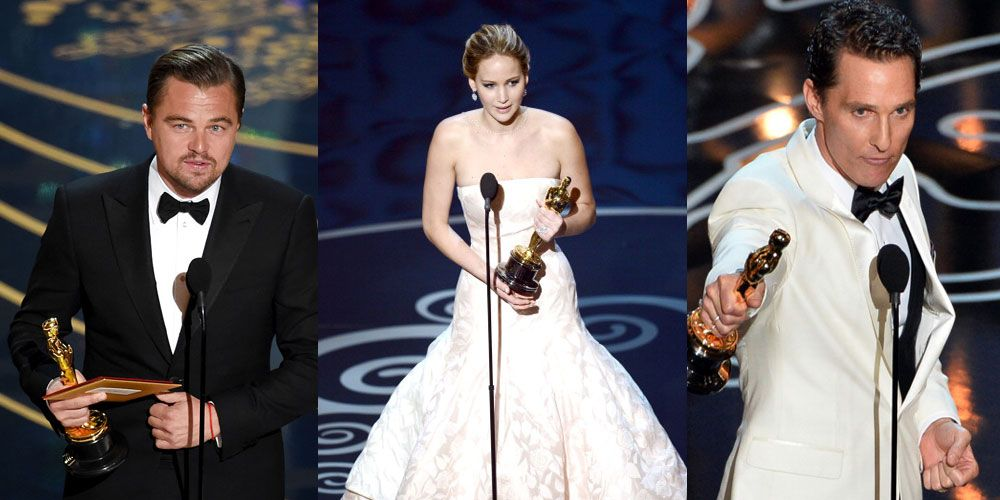 best oscar speeches
