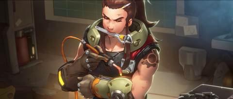 Overwatch New Hero Brigitte