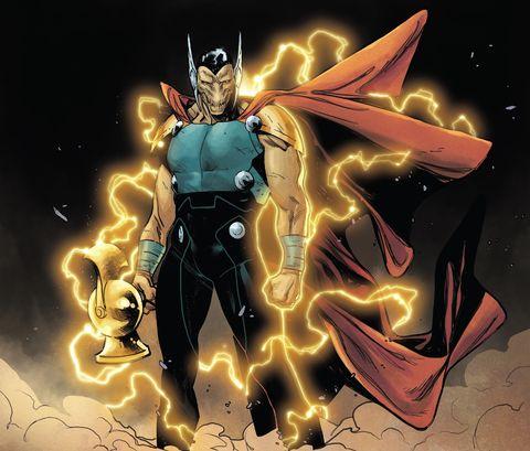 Avengers Infinity War Thor S New Hammer Stormbreaker Explained