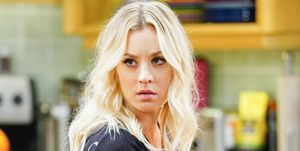 The Big Bang Theory, Penny played by Kaley Cuoco
