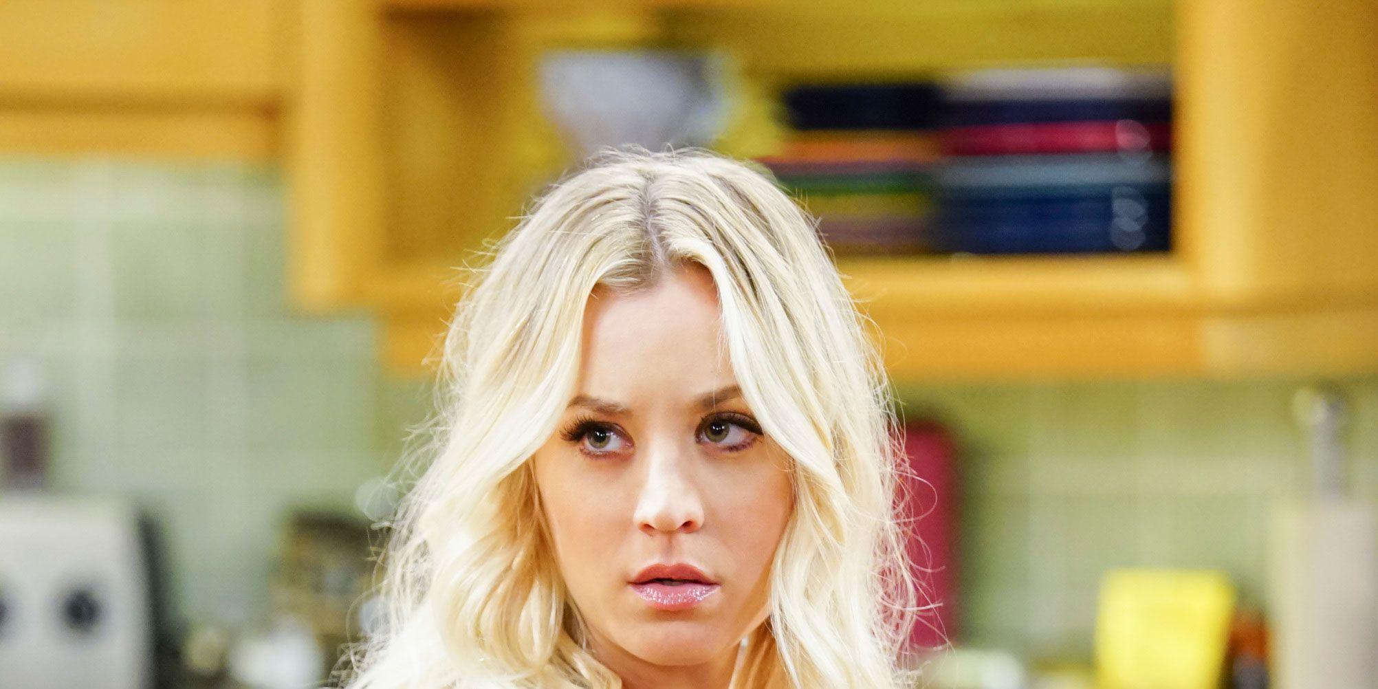 The Big Bang Theory, Penny played by Kaley Cuoco