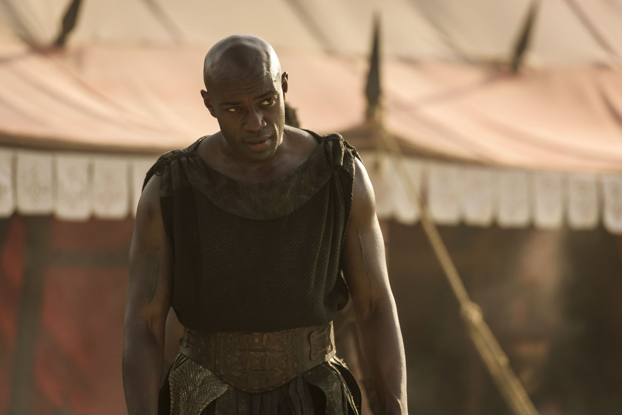 Troy: Fall of a City shocks viewers with bloody scenes