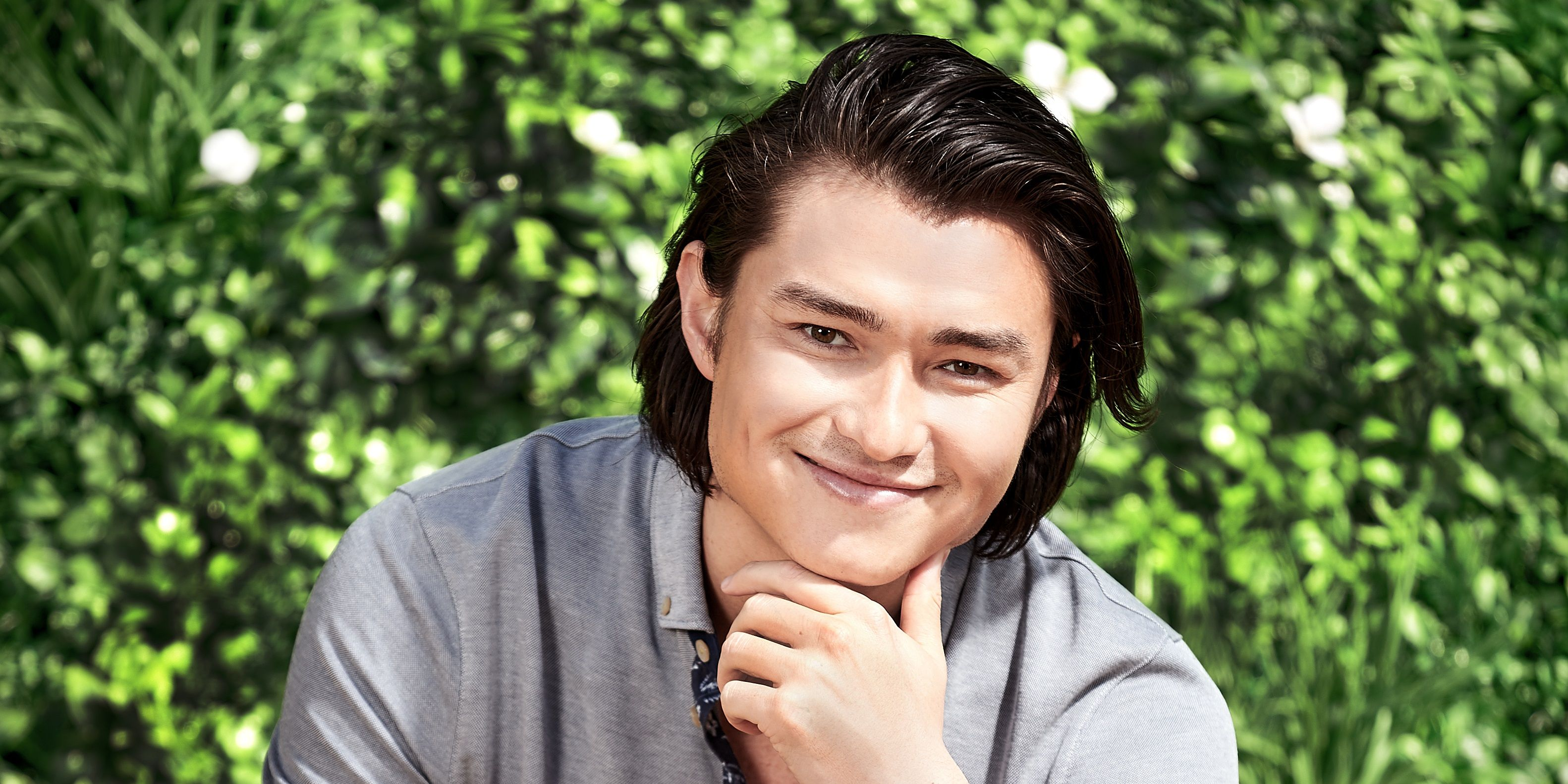 Tim Kano as Leo Tanaka in Neighbours