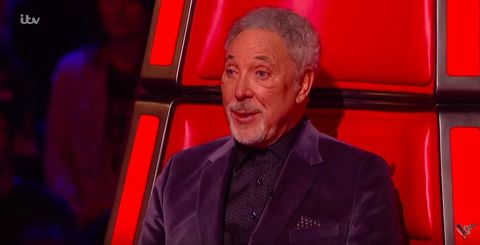 The Voice UK viewers accuse coaches of 'pressuring' Sir Tom