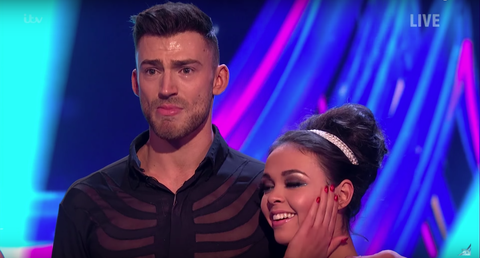 Dancing On Ice Winner Jake Quickenden Says No One Wants To Ruin A