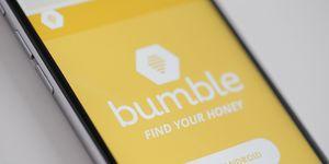 Bumble app, generic