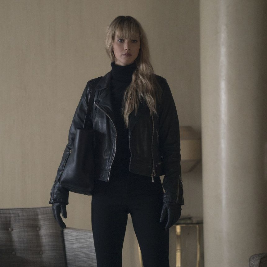 Jennifer Lawrence's Red Sparrow and Peter Rabbit were the most complained about movies of 2018