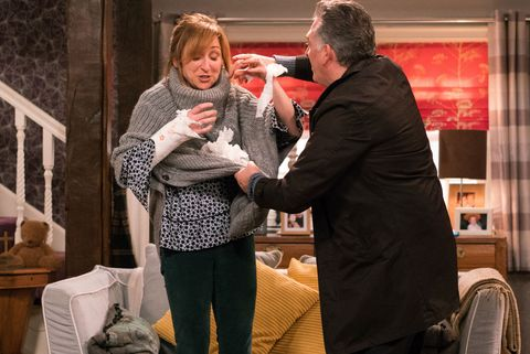 Laurel Thomas and Bob Hope's chemistry returns in Emmerdale
