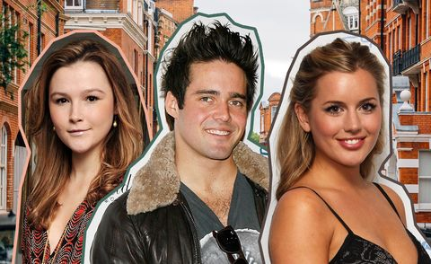 when do caggie and spencer get together