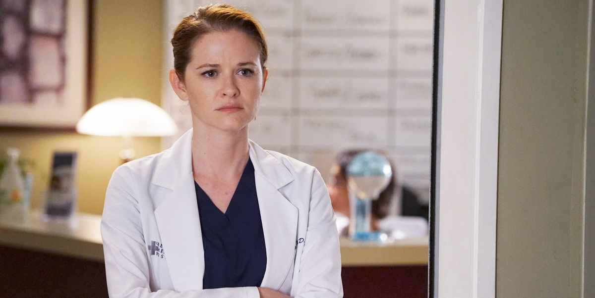 Grey's Anatomy's Sarah Drew will return as April Kepner on May 6