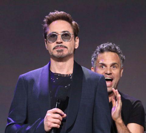 Avengers: Infinity War – Mark Ruffalo hints at Tony Stark