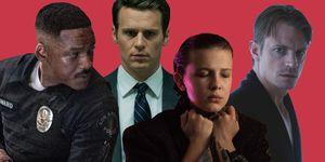 PHOTOSHOP, Netflix originals, Bright, Mindhunter, Stranger Things, Altered Carbon