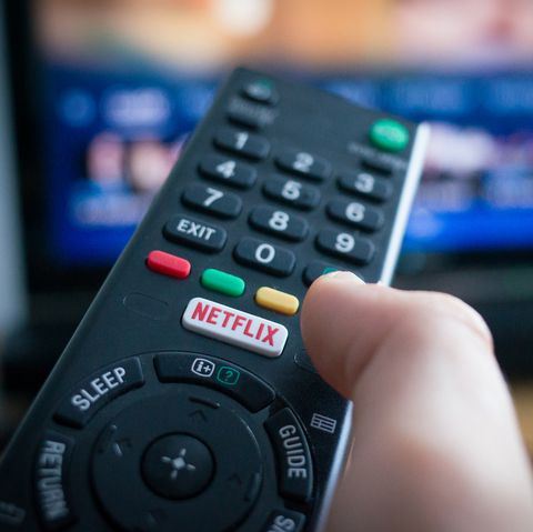 netflix logo remote control generic