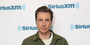 Dax Shepard visits the SiriusXM Studios on March 22, 2017 in New York City