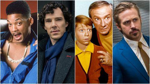 TV female-led / gender-swapped reboots