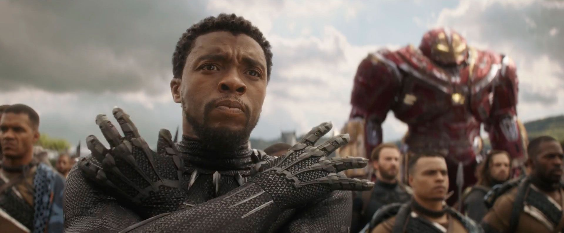 Black Panther in Avengers: Infinity War - Wakanda's role