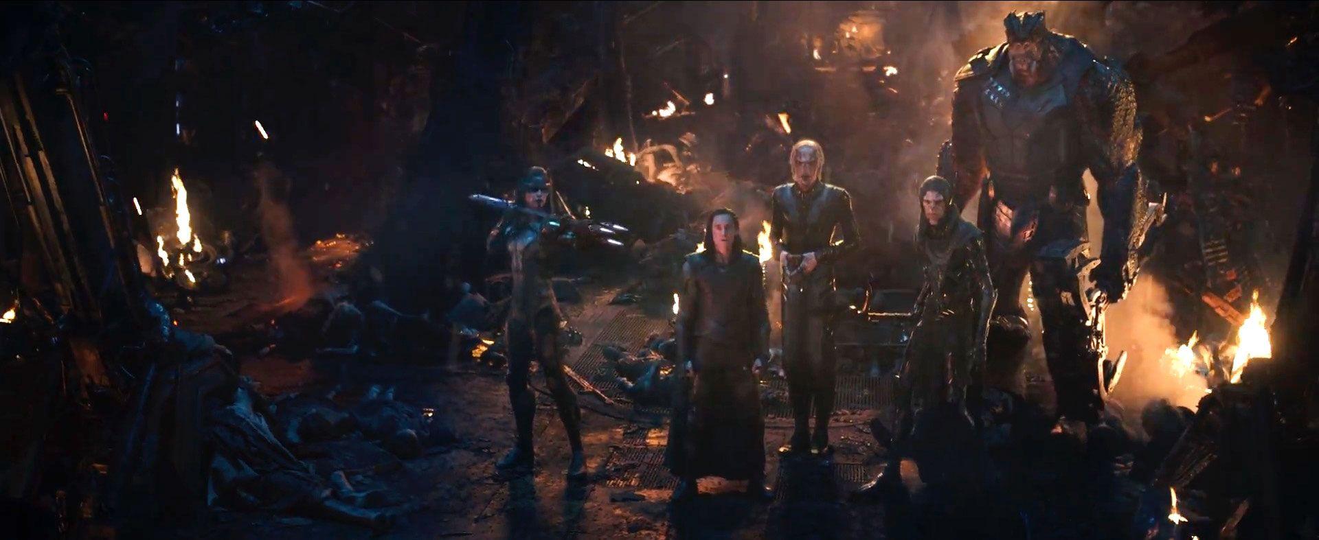 avengers: infinity war villains explained