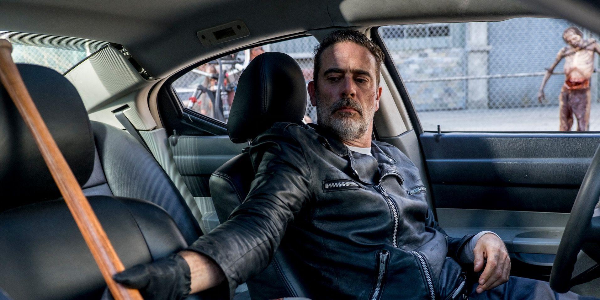 The Walking Dead s08e12: Negan
