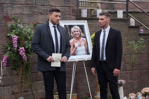 Leela Lomax causes a scene over Ste Hay and Ryan Knight in Hollyoaks