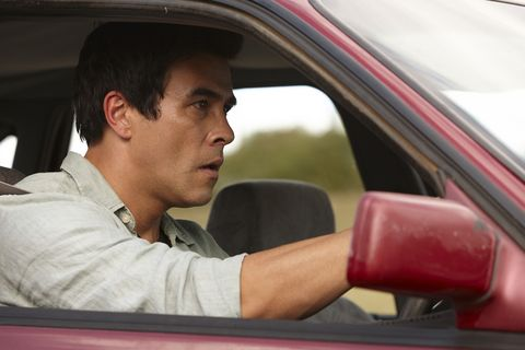 Ash and Justin Morgan's car chase ends in disaster in Home and Away