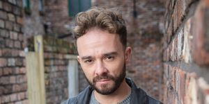Jack P Shepherd as David Platt in Coronation Street
