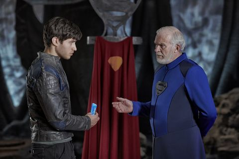 Krypton season 2 renewal, trailer, plot, cast, airdate and