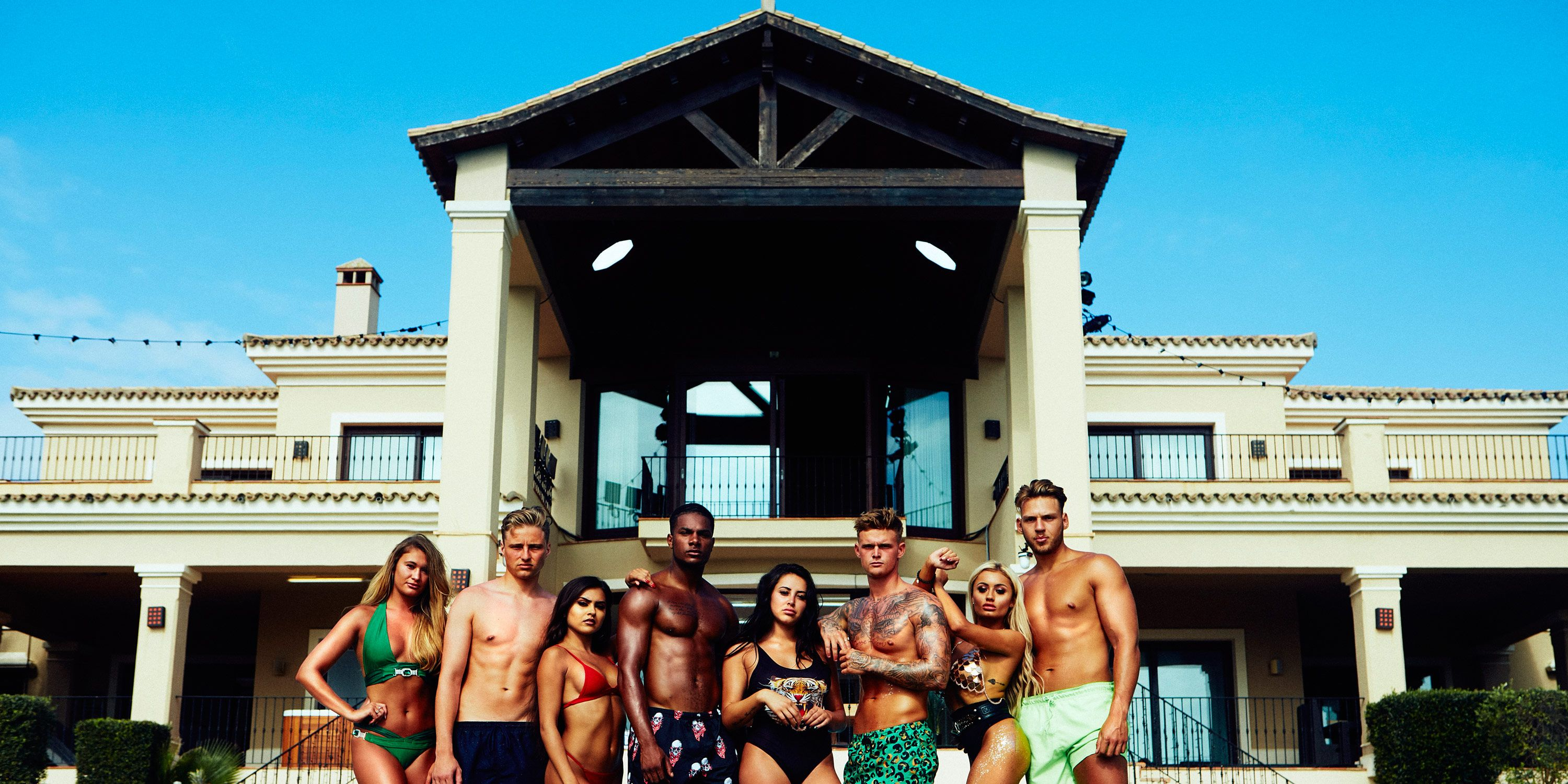 Ex on The Beach, Series 8