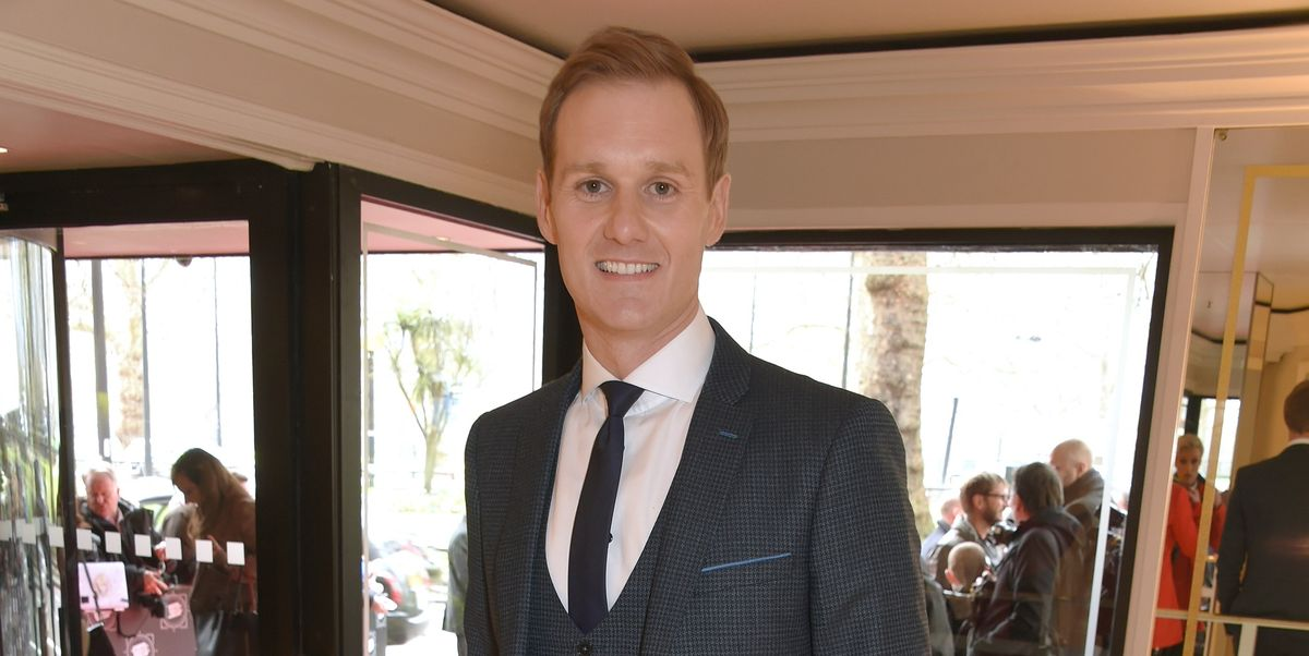 Strictly Come Dancing's Dan Walker reveals weight loss following intense training