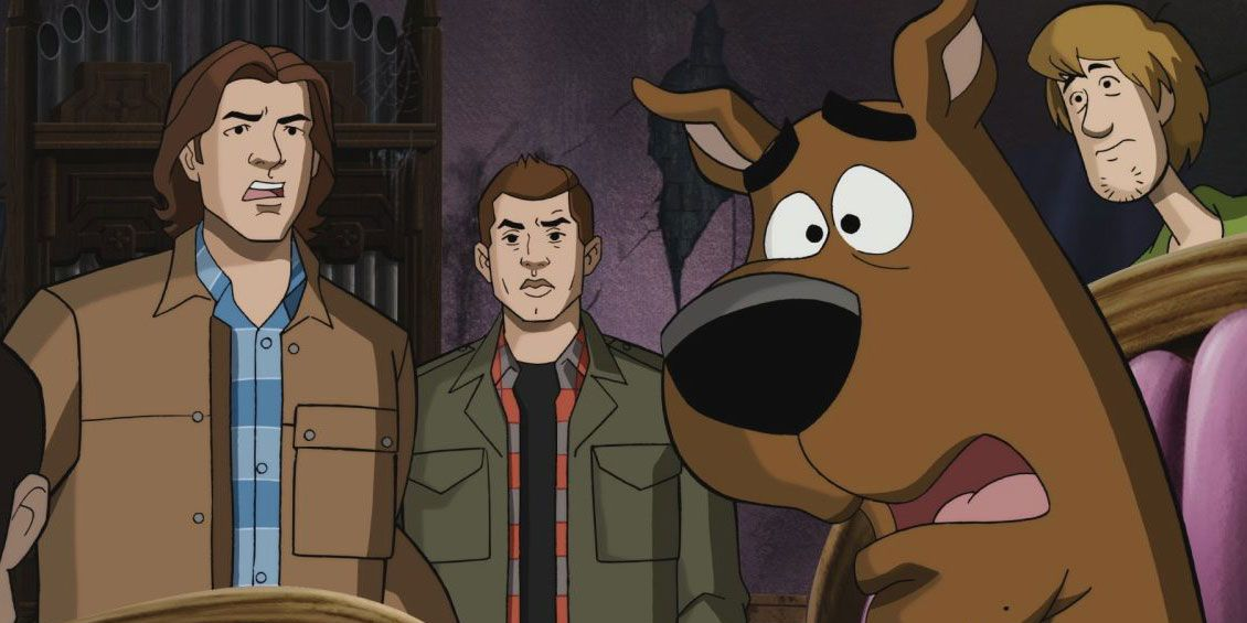 Supernatural Scooby Doo crossover