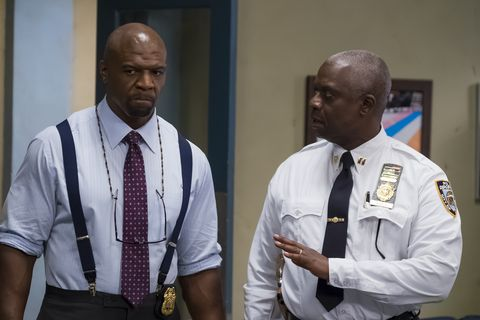 Terry Crews opens up about Brooklyn Nine-Nine's