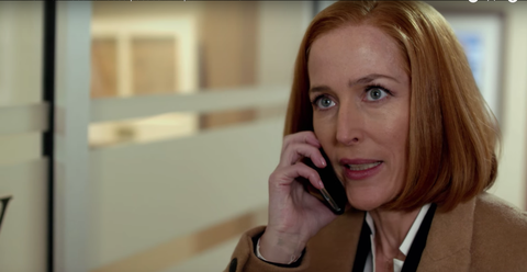 The X-Files, season 11 finale: Agent Scully