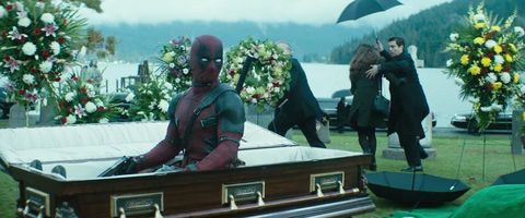 Deadpool 2 post-credits sequence explained