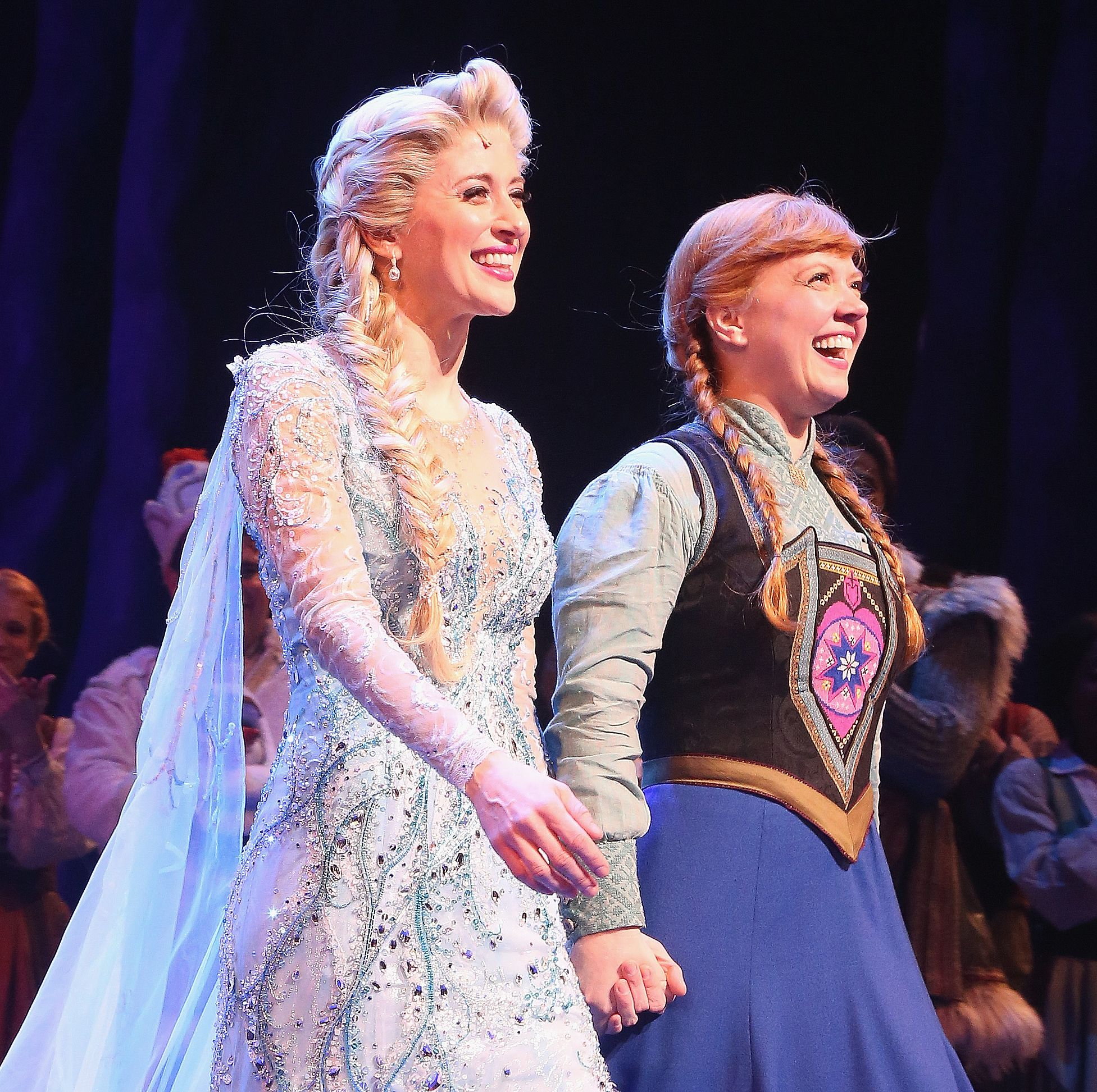 Disney's Frozen musical is finally coming to the UK