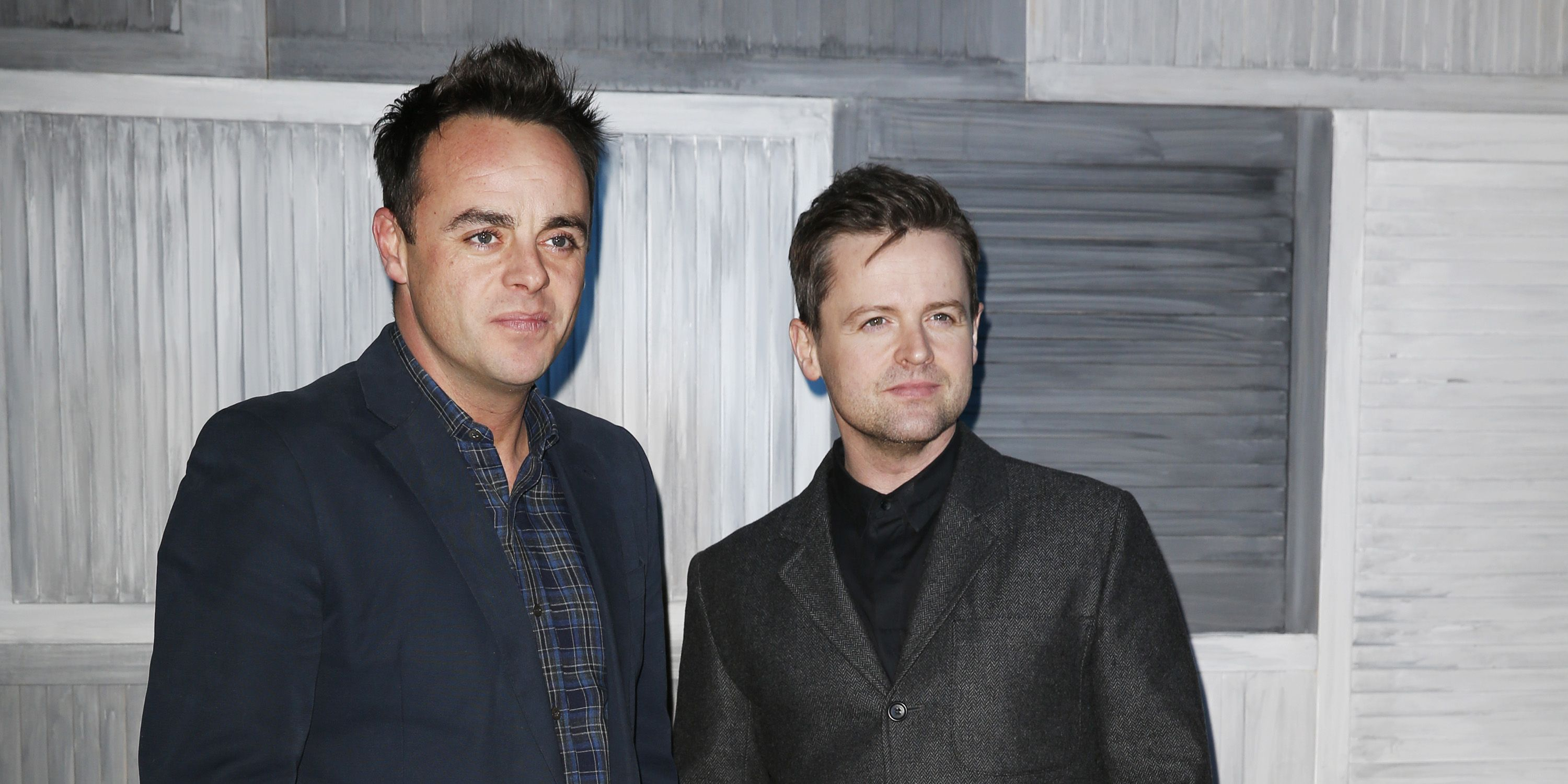 Ant McPartlin, Dec Donnelly