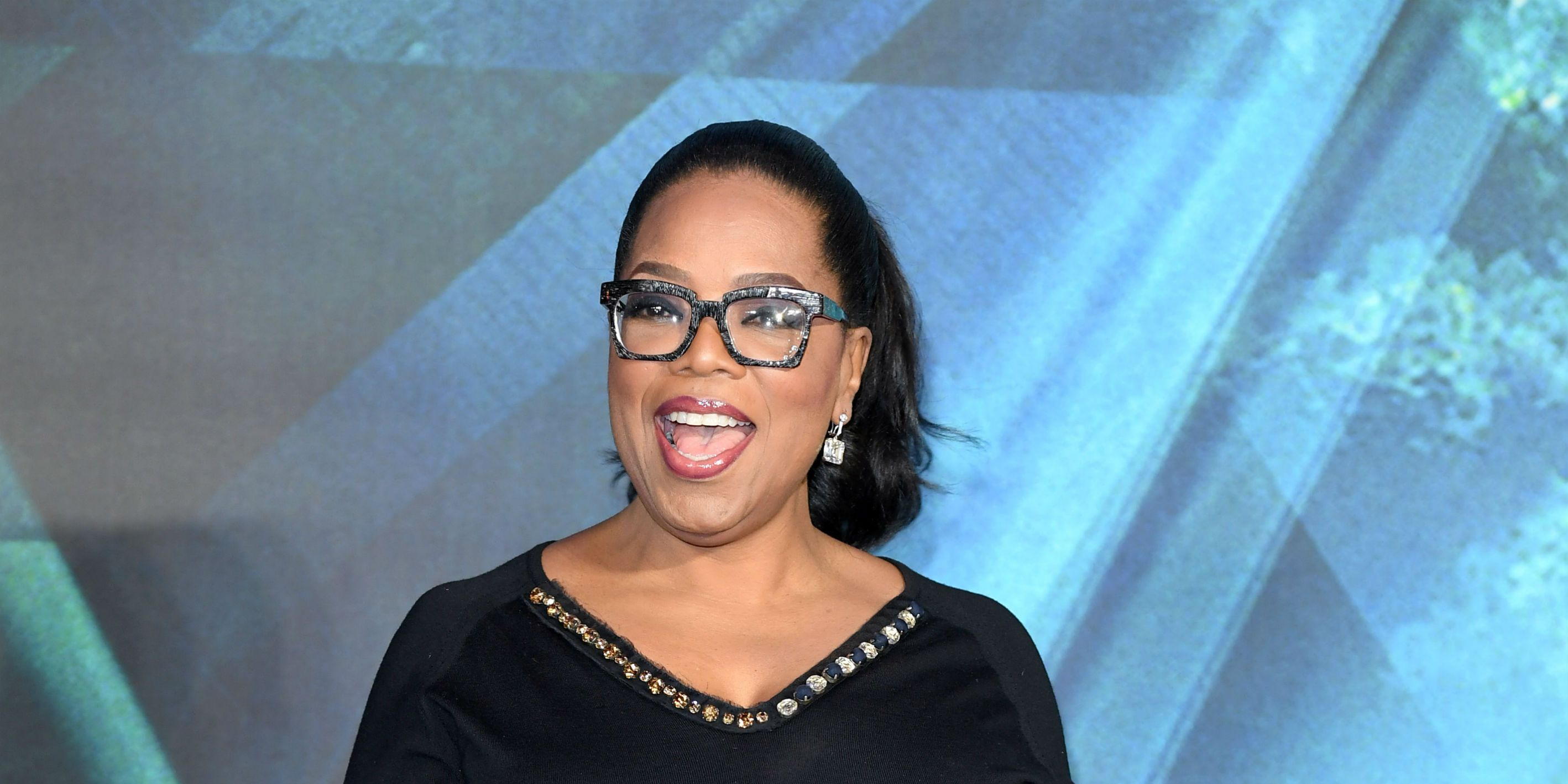 Oprah Winfrey attends the European Premiere of 'A Wrinkle In Time'