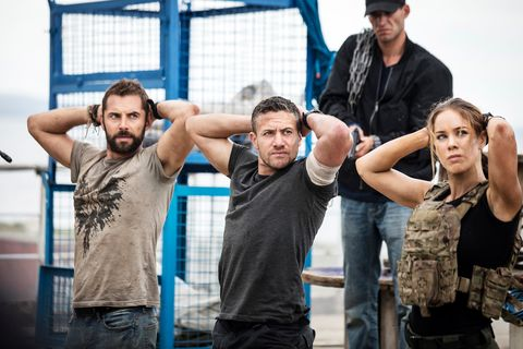 Strike Back will return to Sky One for season 7