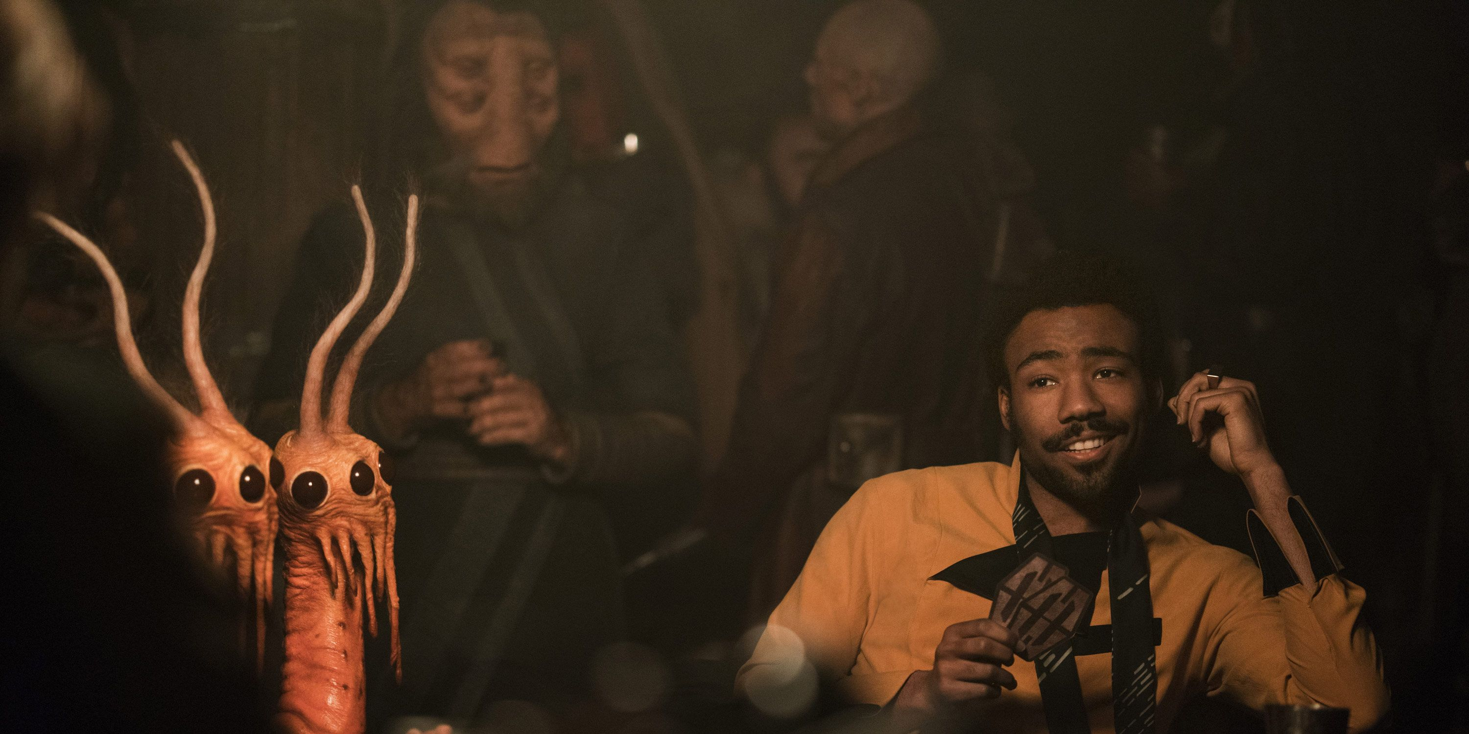 Donald Glover, Solo: A Star Wars Story