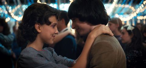 Stranger Things season 3 will 'explore Mike and Eleven's romance'