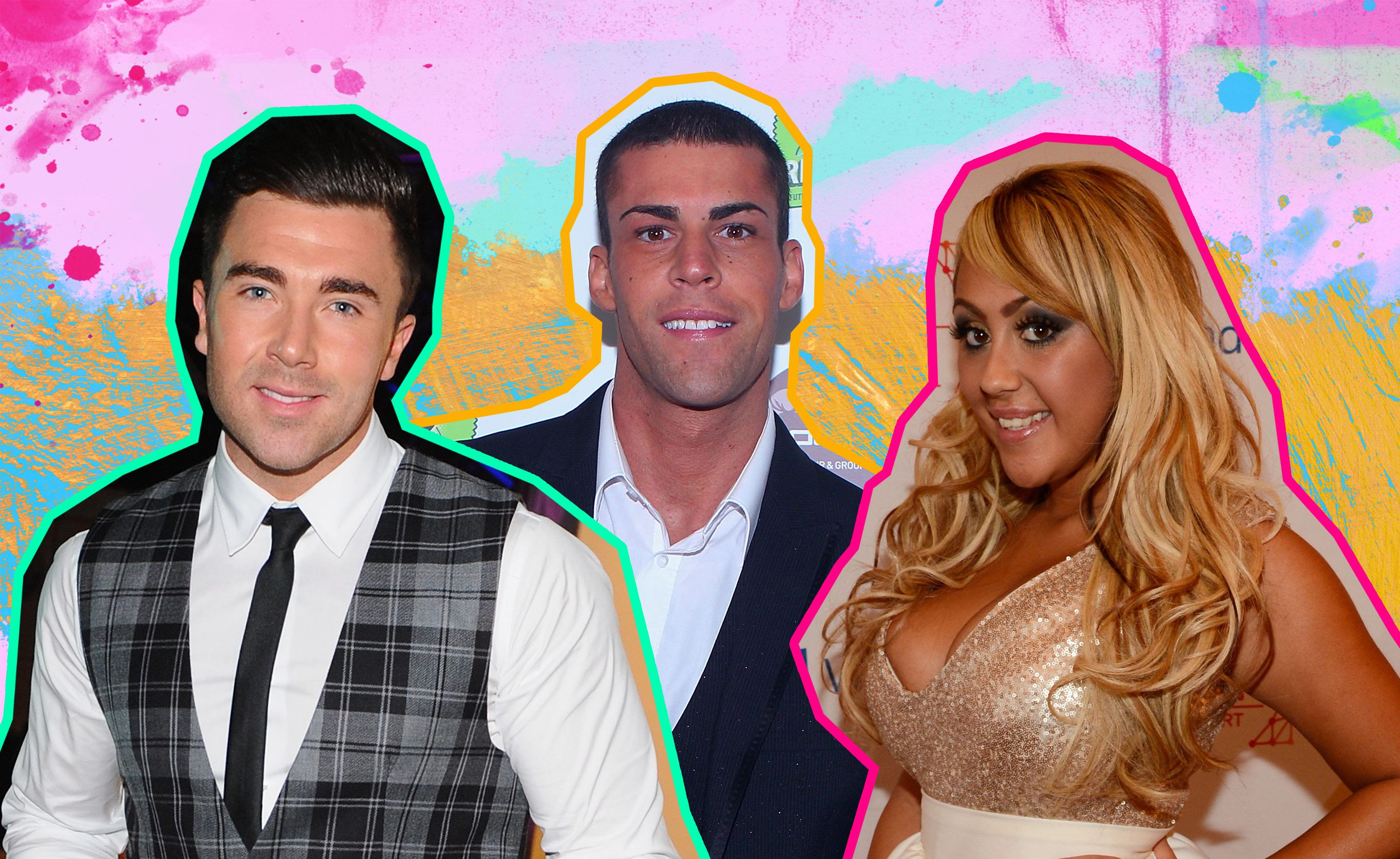 Who is holly dating from geordie shore