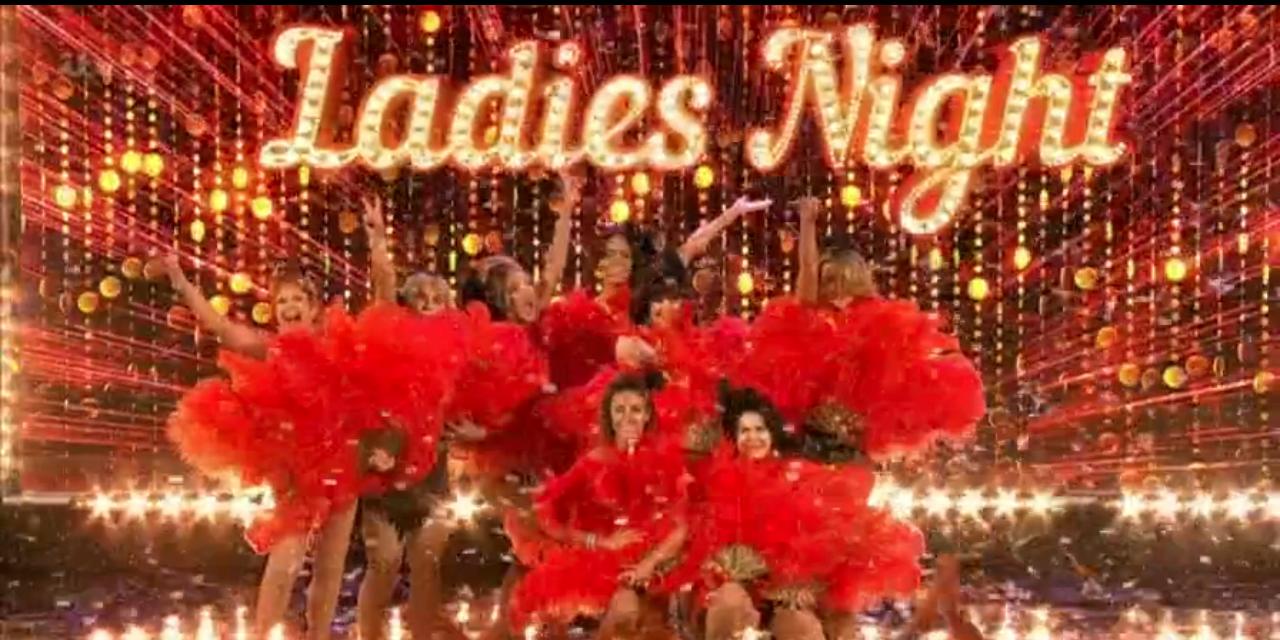 Full Monty: Ladies Night