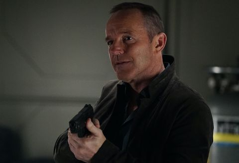 agent phil coulson in marvel's agent of shield season 4