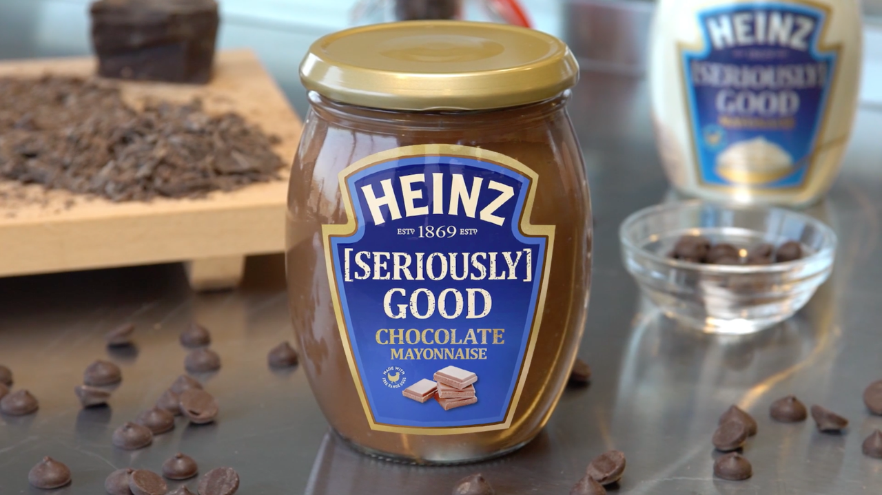 April Fools Day 2018 Chocolate Mayonnaise Pet Sitting For