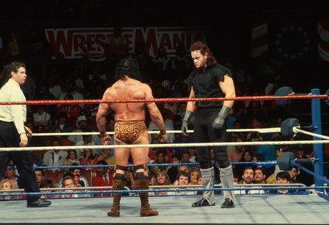 WrestleMania VII: The Undertaker vs Jimmy Snuka  The Undertaker wins by pinfall after a Tombstone Piledriver 1-0