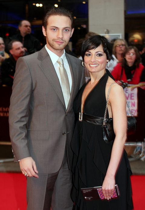 Flavia Cacace, Matt Di Angelo, Strictly relationships