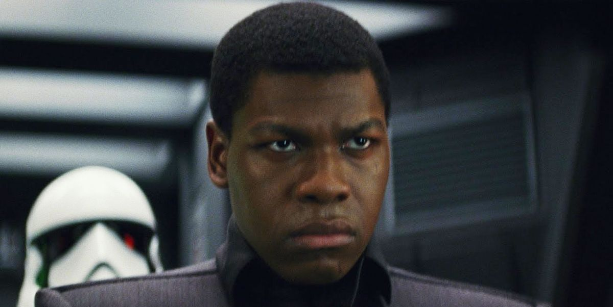 John Boyega teases filming his most shocking Star Wars scene