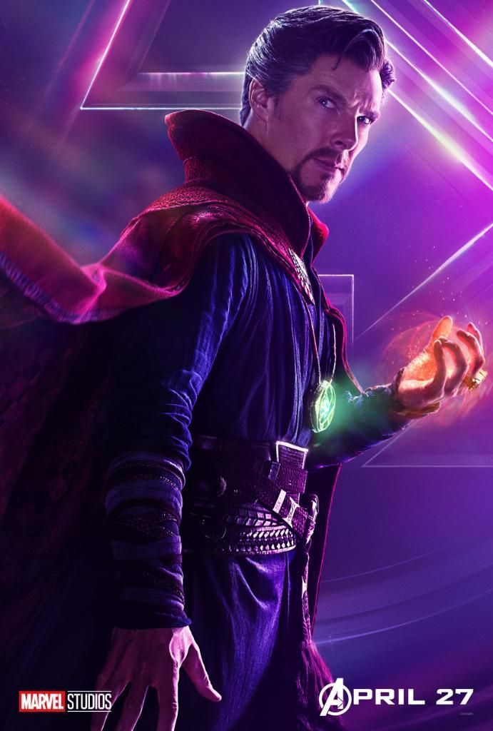 Here's why Doctor Strange will be so important in Avengers: Infinity War