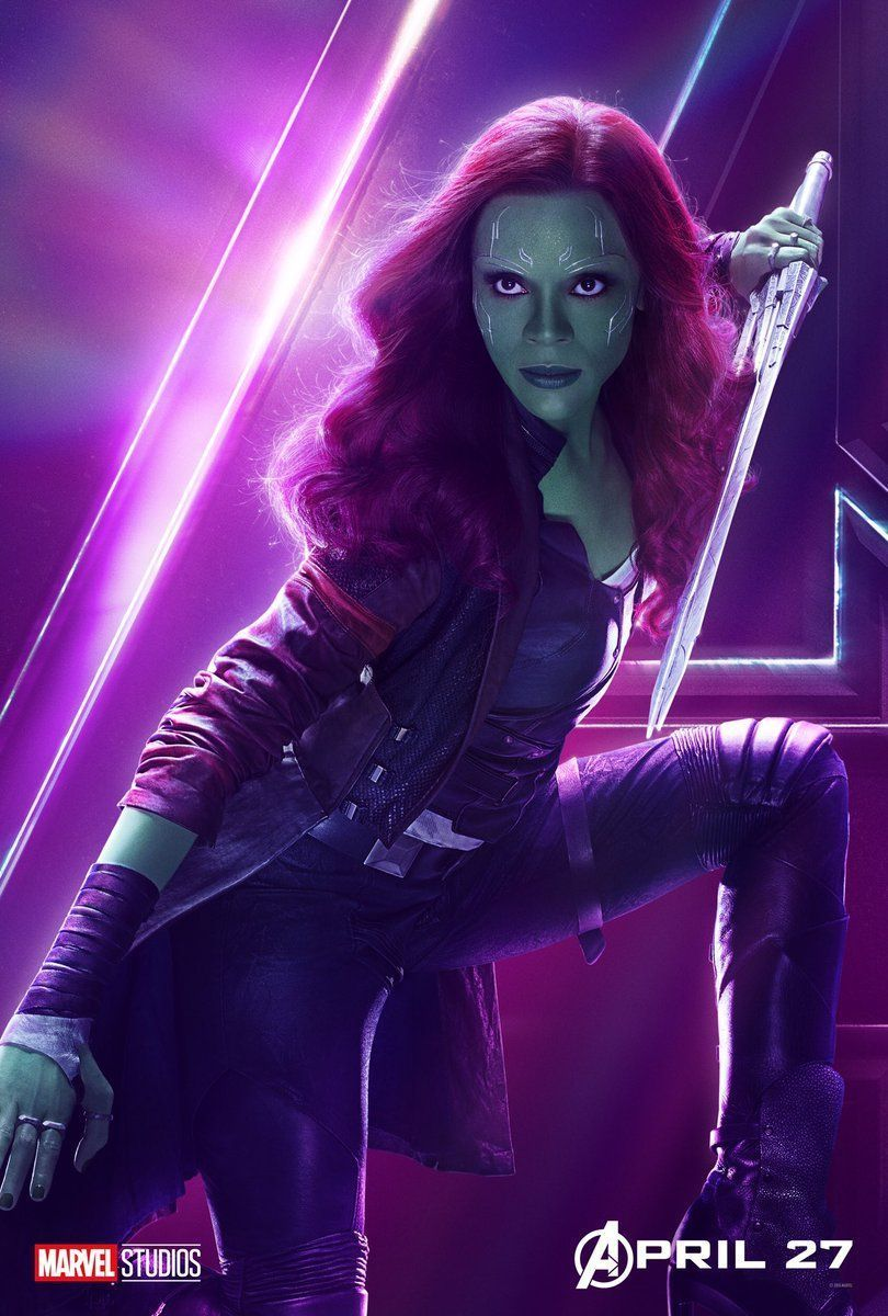 Avengers Infinity War Has A Gamora Sized Plot Hole