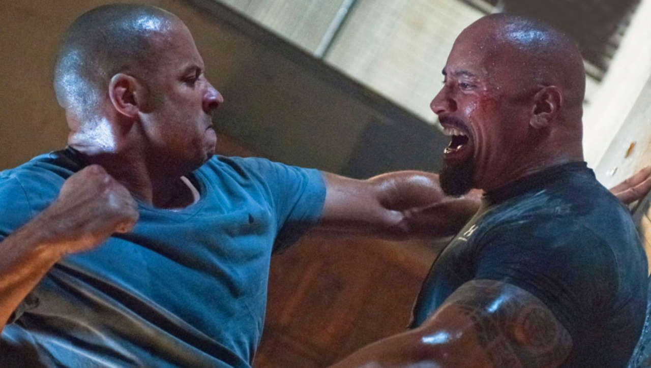 Diesel, Johnson & Statham fighting terms