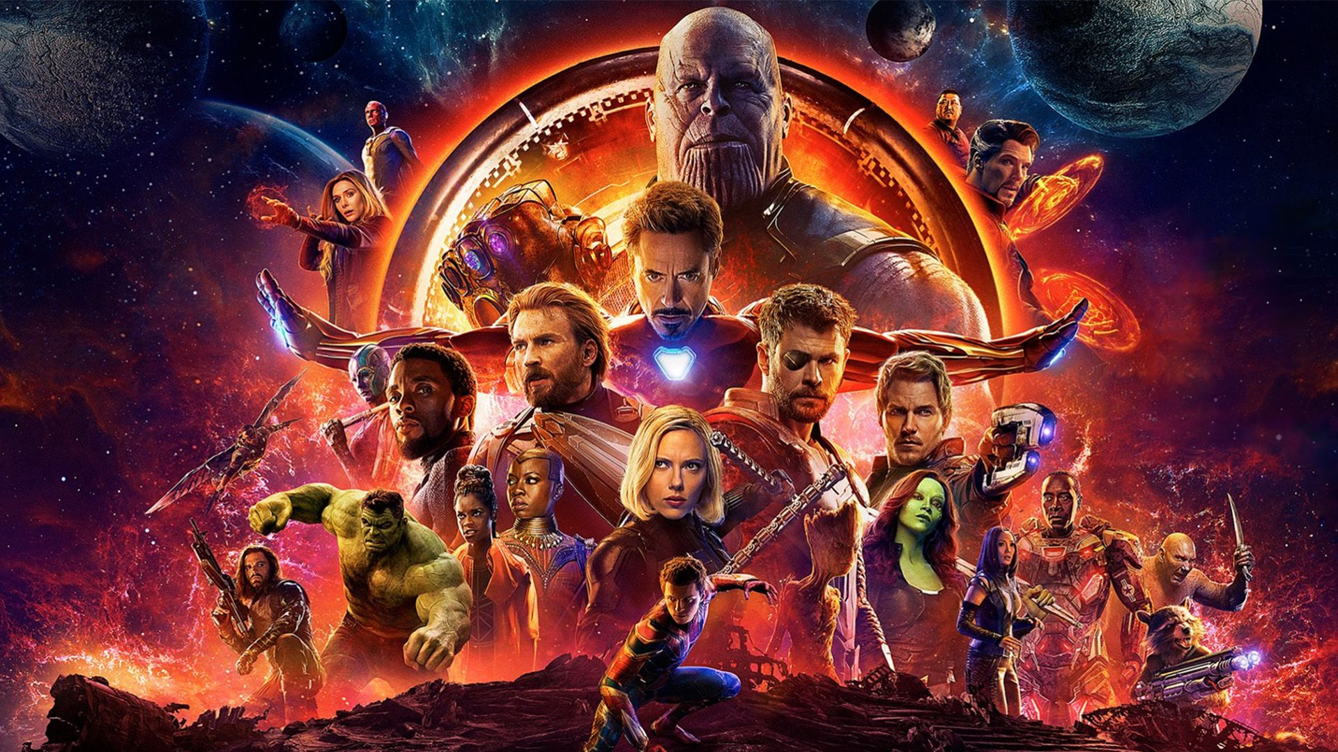 Avengers 4 S Official Title May Have Been Revealed
